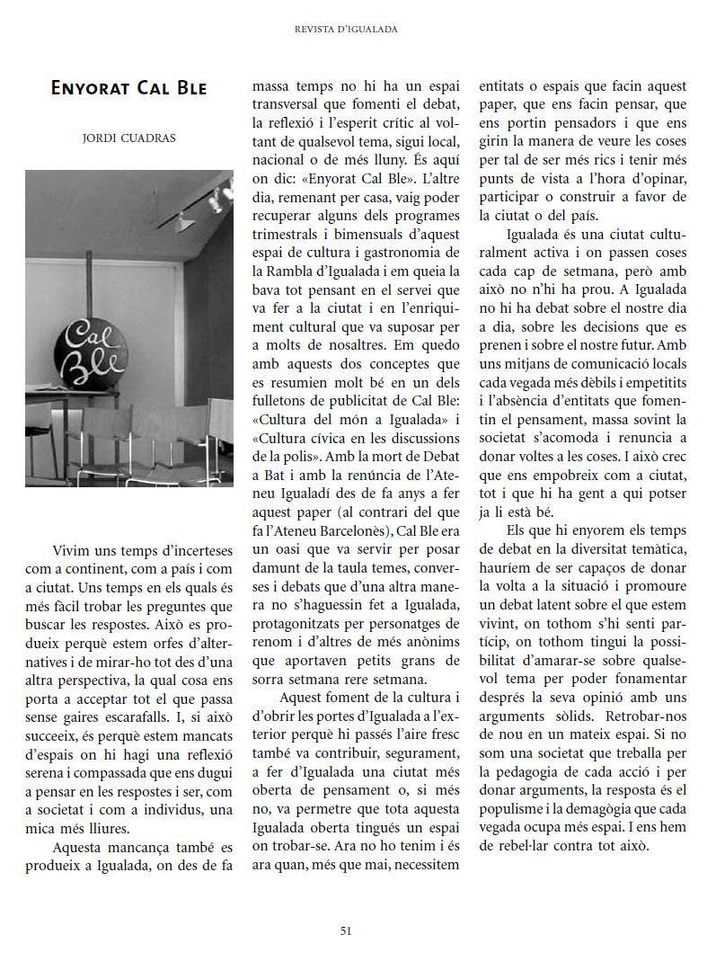 Pàgina 51 Revista d'Igualada 44